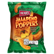 Herr´s Jalapeno Cheese Curls 199 gr