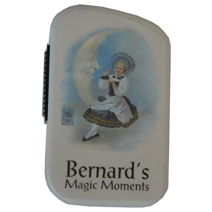 Šnupavý prášok bez tabaku Bernard 10 g Magic Moments white