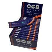 Cig. papieriky OCB Ultimate Slim + Filter